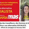 Important score dans la province de Cordoba – Le Nouveau MAS est la cinquième force politique de Cordoba